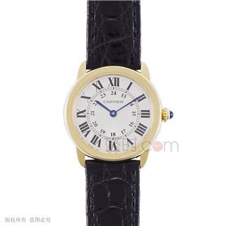 卡地亚 Cartier RONDE DE CARTIER腕表 W6700355 石英 女款