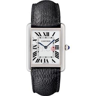 卡地亞 Cartier TANK腕表 WSTA0028 石英 男款