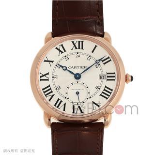 卡地亚 Cartier RONDE DE CARTIER腕表 W6801005 机械 男款