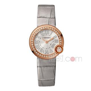 卡地亚 Cartier BALLON BLANC DE CARTIER腕表 WJBL0006 石英 女款