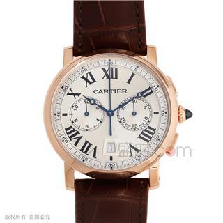 卡地亚 Cartier ROTONDE DE CARTIER腕表 W1556238 机械 男款
