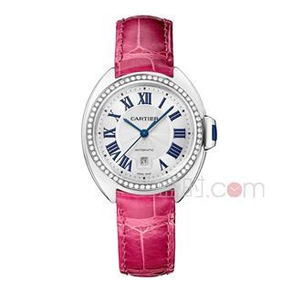 卡地亚 Cartier CLE DE CARTIER腕表 WJCL0015 机械 女款