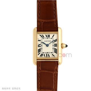 卡地亚 Cartier TANK腕表 W1529856 石英 女款