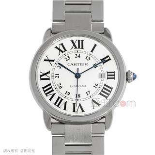 卡地亚 Cartier RONDE DE CARTIER腕表 W6701011 机械 男款