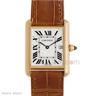 卡地亚 Cartier TANK腕表 W1529756 石英 中性款