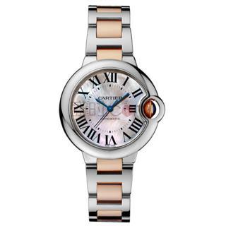 卡地亞 Cartier BALLON BLEU DE CARTIER腕表 W6920098 機械 女款