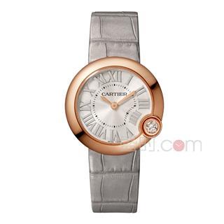 卡地亚 Cartier BALLON BLANC DE CARTIER腕表 WGBL0005 石英 女款