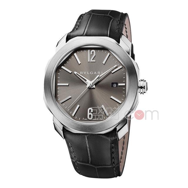 bvlgari手表价格_Bvlgari OCTO宝格丽WATCHES手表,102855B机械男款手表价格及图片 – 盛 ...
