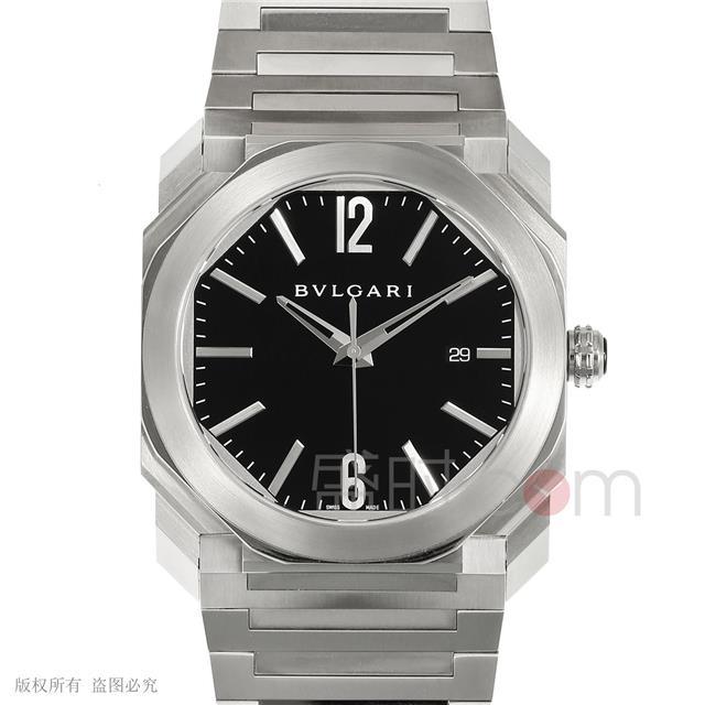 bvlgari手表价格_Bvlgari OCTO宝格丽WATCHES手表,102031B机械男款手表价格及图片 – 盛 ...