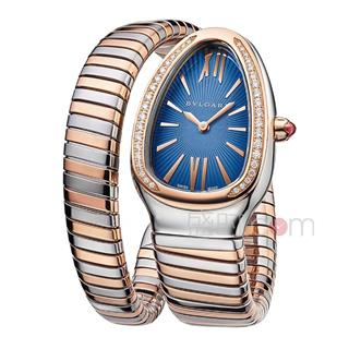 寶格麗 Bvlgari SERPENTI WATCHES 102984B 石英 女款