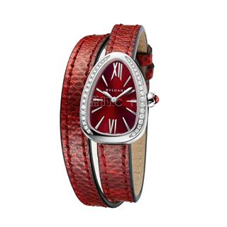 寶格麗 Bvlgari SERPENTI WATCHES 102780B 石英 女款