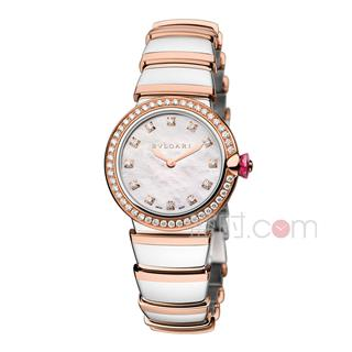 宝格丽 Bvlgari LVCEA WATCHES 102475B 石英 女款
