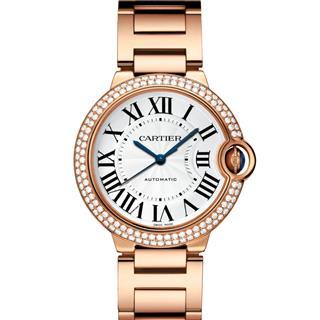 卡地亚 Cartier BALLON BLANC DE CARTIER腕表 WJBB0005 机械 女款