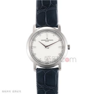 江诗丹顿 Vacheron Constantin TRADITIONNELLE 传袭系列 25155/000G-9584 石英 女款
