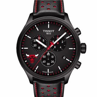 天梭 T116.617.36.051.00 石英 男款 计时码 小秒针