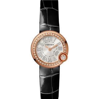 卡地亚 Cartier BALLON BLANC DE CARTIER腕表 WJBL0004 石英 女款