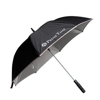 Prime Time定制长柄伞 双层防风长柄伞双人加大半自动雨伞