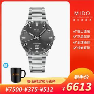 美度 Mido COMMANDER 指揮官系列 M021.626.11.061.00 機械 男款
