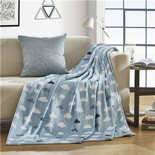 LOVO特丽斯法兰绒毯(150*200cm)