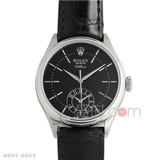 劳力士 Rolex CELLINI 切利尼系列 50529-L黑 机械 男款