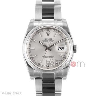 劳力士 Rolex OYSTER PERPETUAL 蚝式恒动系列 116200-72600银 机械 男款