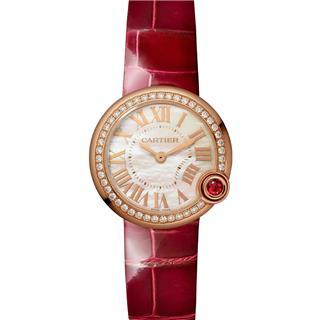 卡地亚 Cartier BALLON BLANC DE CARTIER腕表 WJBL0010 石英 女款