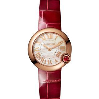 卡地亚 Cartier BALLON BLANC DE CARTIER腕表 WGBL0007 石英 女款