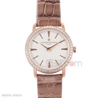 江诗丹顿 Vacheron Constantin TRADITIONNELLE系列 81590/000R-9847 机械 女款