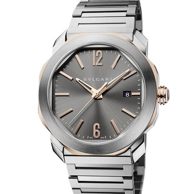 bvlgari手表价格_Bvlgari OCTO宝格丽WATCHES手表,103083B机械男款手表价格及图片 – 盛 ...