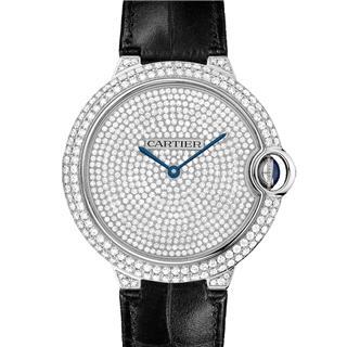 卡地亚 Cartier BALLON BLANC DE CARTIER腕表 WE902049 机械 男款