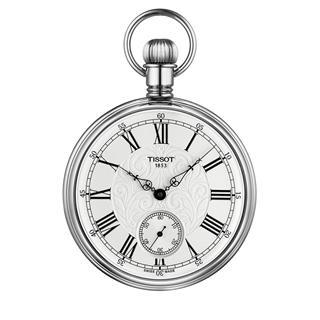 天梭 Tissot 怀表系列 T864.405.99.033.00 机械 男款