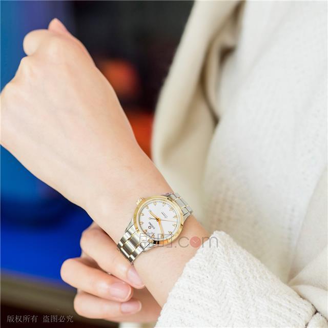 梅花 Titoni AIRMASTER 空中霸王系列 23733SY-556 机械 女款