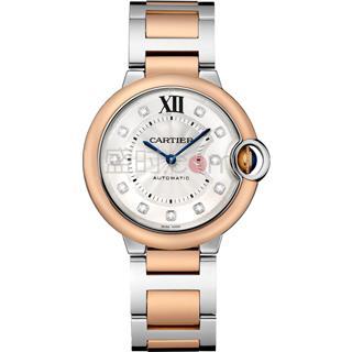 卡地亚 Cartier BALLON BLEU DE CARTIER腕表 W3BB0013 机械 女款