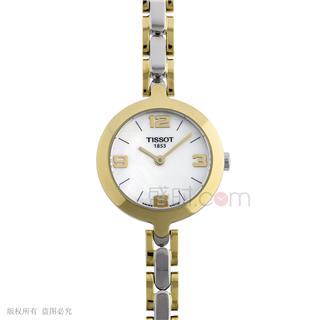 天梭 Tissot 时尚系列 T003.209.22.117.00 石英 女款