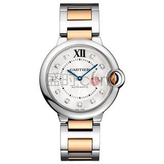 卡地亚 Cartier BALLON BLEU DE CARTIER腕表 W3BB0018 机械 女款