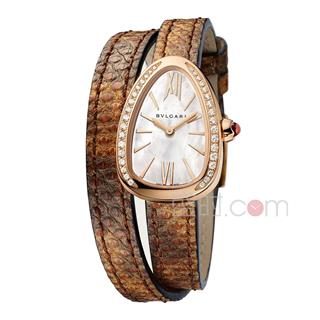 宝格丽 Bvlgari SERPENTI WATCHES 102727B 石英 女款