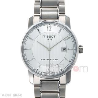 天梭 Tissot 经典系列 T087.407.44.037.00 机械 男款