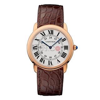 卡地亚 Cartier RONDE DE CARTIER腕表 W6701007 石英 女款