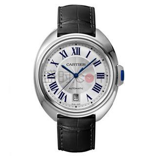 卡地亚 Cartier CLE DE CARTIER腕表 WSCL0018 机械 男款