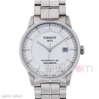 天梭 Tissot 经典系列 T086.408.11.031.00 机械 男款