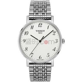 天梭 Tissot 时尚系列 T109.410.11.032.00 石英 男款