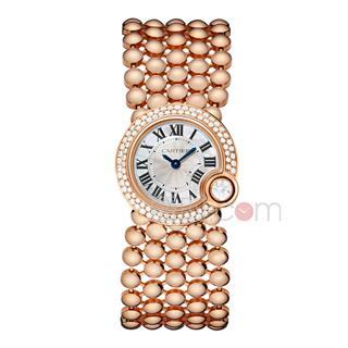 卡地亚 Cartier BALLON BLANC DE CARTIER腕表 WE902057 石英 女款