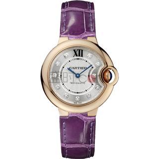 卡地亚 Cartier BALLON BLEU DE CARTIER腕表 WE902063 机械 女款