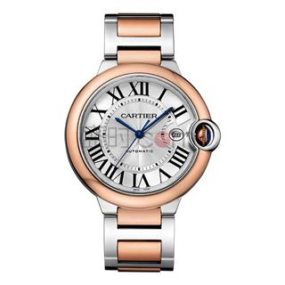 卡地亚 Cartier BALLON BLEU DE CARTIER腕表 W2BB0004 机械 男款