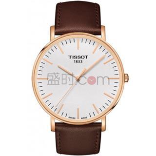 天梭 Tissot 时尚系列 T109.610.36.031.00 石英 男款