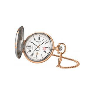 天梭 Tissot 怀表系列 T862.410.29.013.00 石英 男款