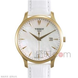 天梭 Tissot 经典系列 T063.610.36.116.00 石英 女款