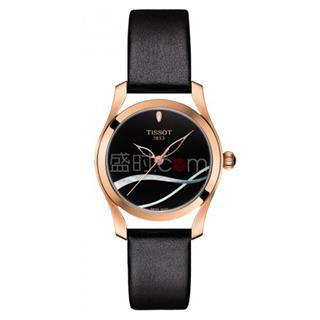 天梭 Tissot 时尚系列 T112.210.36.051.00 石英 女款