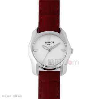 天梭 Tissot 时尚系列 T023.210.16.111.01 石英 女款