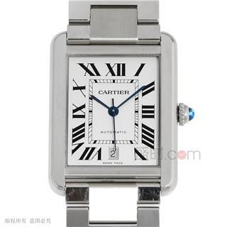 卡地亚 Cartier TANK腕表 W5200028 机械 男款